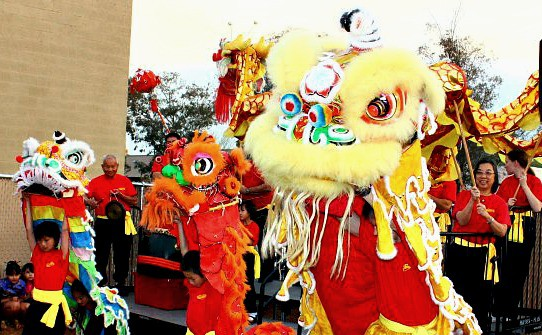 Chinese New Year Celebration in Tucson