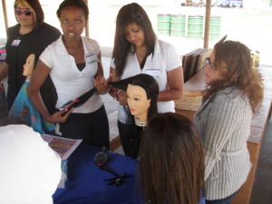 Beauty School Career Days 2012