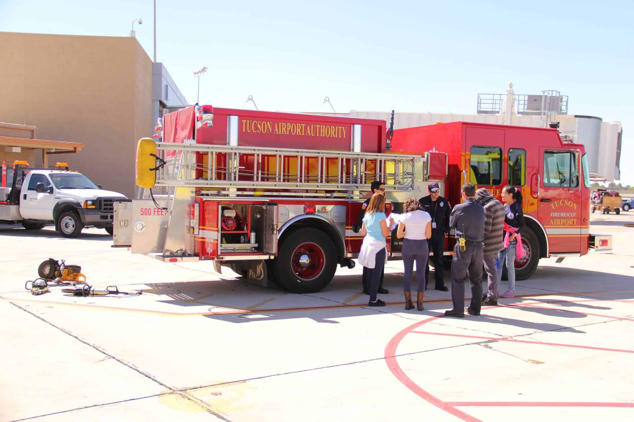Fire Dept College & Career Fair 2013