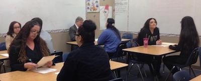 TIA Business class interviews 2015