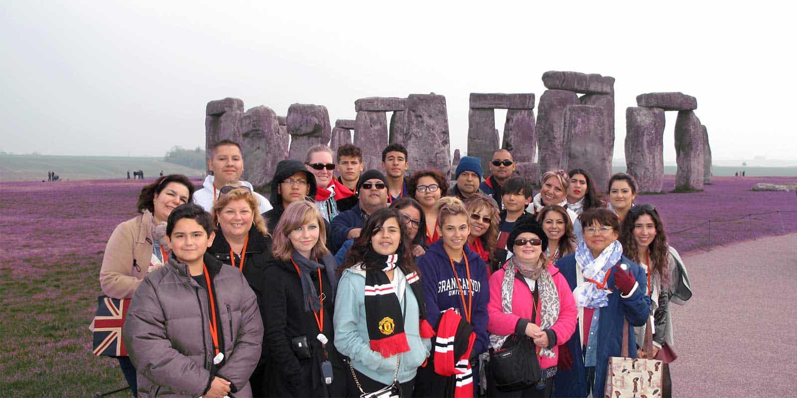 London Trip Stonehenge 2015