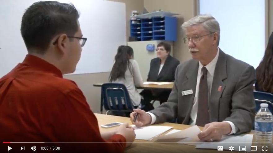 TIA Business Week - Student Interviews