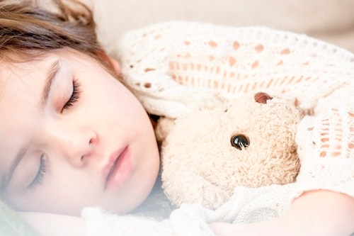 How Much Sleep Should My Child Be Getting?